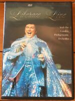 Liberace: Live with the London Philharmonic (DVD, 2013) VGC Free Shipping