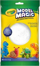 Modelo Magic White, Alternativa De Plastilina, 4 Oz