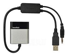 ViseeO Tune2Air WMA3000B Wireless Bluetooth AD2P Streaming Kit for BMW 3/5/X5/X6