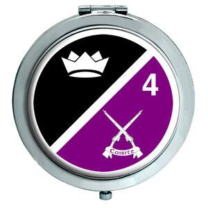 4th Infanterie Bataillon (Irisch Armee) Kompakter Spiegel