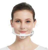 ✅Mund Nase Visier Gesichtsschutz Spuckschutz Schutzvisier Gesichtsschild KLAR ❤