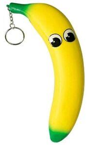 Squishys Cute BANANA Stretch Slow Rising Squeeze Boys Girls Toys UK  20cm