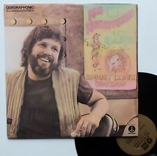 "LP Kris kristofferson and Band  ""Spooky lady's sideshow - quadraphonic"