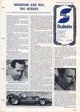 Ford Sport boletín revista no 23 1970 Capri Escort Jackie Stewart Barry Lee +