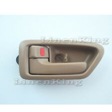 For Inside Door Handle Front or Rear Left Side Bezel Tan Fits 97-01 Toyota Camry