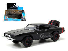 DOM'S 1970 DODGE CHARGER R/T OFF ROAD FAST & FURIOUS 7 MOVIE 1/32 JADA 97040