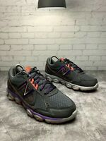NEW BALANCE Women's W750GP3 Purple/Gray ATHLETIC RUNNING SHOES - US 7b