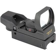 BSA Illuminated Multi Reticle Sight - PMRGBSCP w/ FREE ZOMBIE TARGETS