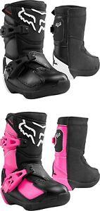 2021 Fox Racing Kids Comp Boots - Motocross Dirtbike