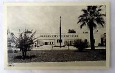 Postcard Morgan City Tourist Court Motel Morgan City Louisiana #Q2