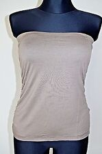 LASCANA sz 36 / 38 EU / S GB 10 / 12 WOMENS T-SHIRT BLOUSE TOP SLEEVELESS SOLID