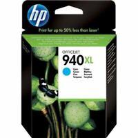 GENUINE HP HEWLETT PACKARD HP 940XL CYAN INK CARTRIDGE C4907AE