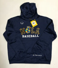 New Orleans Baby Cakes Evoshield Hooded Sweatshirt Size XL NWT