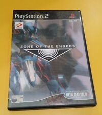 Zone of the Enders  GIOCO PS2 VERSIONE ITALIANA