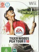 Wii Game - Tiger Woods - PGA Tour 10