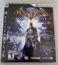 Batman: Arkham Asylum PS3 Game - PlayStation 3