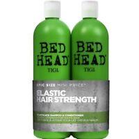 TIGI Bed Head Elasticate Tweens Shampoo 750ml + Conditioner 750ml Doppelpack