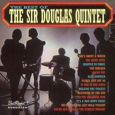 The Sir Douglas Quintet, Sir Douglas Quintet - Best of [New CD]