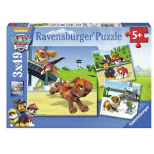 NEW Ravensburger Paw Patrol 3x 49 Piece Jigsaw Puzzle 9239