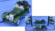 Solido Jaguar SS 100 1938, 1/43, collection Hachette,