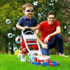 Bubble Lawn Mower Kids Toys for 2 3 Year Olds Toddler Healthy Physical Activity