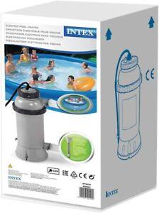 Intex Poolheizung Heater 25x45 cm - 3kW Heizleistung - in OVP - kaum genutzt