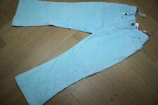 Pampolina Cordhose blau Gr. 98 NEU uvp: 59,95 mit Stickerein