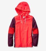 Victoria's Secret PINK Campus Full-Zip Anorak XS/S Coat Jacket Hoodie NEW