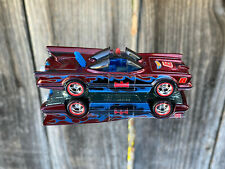 HOT WHEELS 2018 COLLECTOR EDITION TV SERIES BATMOBILE REAL RIDERS