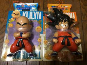 Dragon Ball DX Soft Vinyl Figure Special Assort Gokou Klilyn Banpresto toy