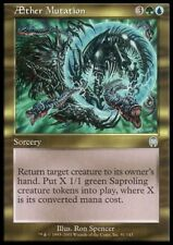 MTG 4x Aether Mutation-APOCALYPSE * Bounce allemand PLAYED *