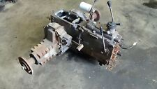 Massey ferguson 1030 transmission and rear axle for compact tractor