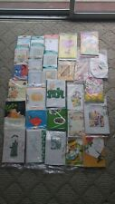 Lot of 197 American Greeting Cards Assorted New & Sealed St. Patricks,Moms+ Save