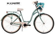 "28"" Women City Hybrid Town Bike Dutch Style Retro Vintage Kozbike Ladies 700c"