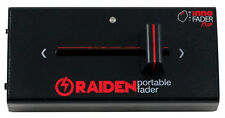 RAIDEN - RXI-F2 - 2 CHANNEL STEREO PORTABLE DJ FADER / CROSSFADER / Auth. DEALER