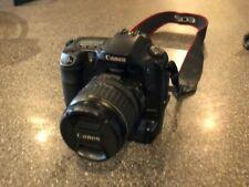 Canon ds6031 camera, Bg-ed3 batter grip, Image Stabilizer Lens 28-135 zoom