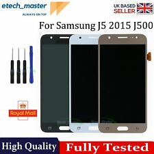 For Samsung Galaxy J5 2015 LCD SM-J500FN Screen Touch Display Replacement 3Color