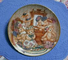 Franklin Mint Hats Off To Teddy Nita Showers Heirloom Recommendation Limited