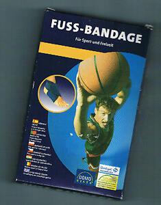 Neopren Fussgelenk Band - Bandage Stütz Bandage