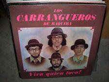 LOS CARRANGUEROS DE RAQUIRA viva quien loca ( world music )