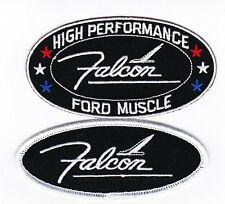 FORD FALCON SEW/IRON ON PATCH BADGE EMBROIDERED RANCHERO