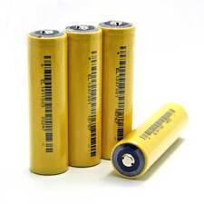 2pcs 3.2V 18650 LiFePO4 1200mah 2000 cycle rechargeable battery cell flashlight