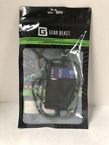 Gear Beast Universal Cell Smart Phone Lanyard w Credit Card Holder