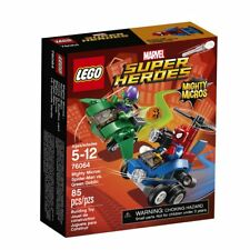 Lego DC Super Heroes 76064 Mighty Micros: SPIDER-MAN vs GREEN GOBLIN NISB