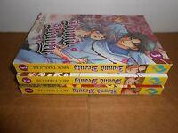 Bound Beauty Vol. 1 2 3 Manga Graphic Novel Book Lot in English