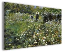 Quadri famosi Pierre Auguste Renoir vol XVI Stampa su tela arredo moderno arte