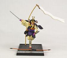 Yoshitsune Samurai Figure #08 Kiso Yoshitaka   Japan Import   US SELLER