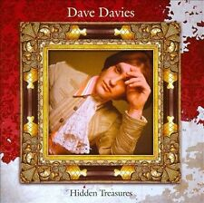Hidden Treasures by Dave Davies (CD, Aug-2013, Universal Music)