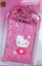 New Sanrio HELLO KITTY MP3 Cell phone Holder Pouch Bag