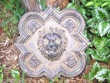 Lion Plaster concrete abs plastic lion mold